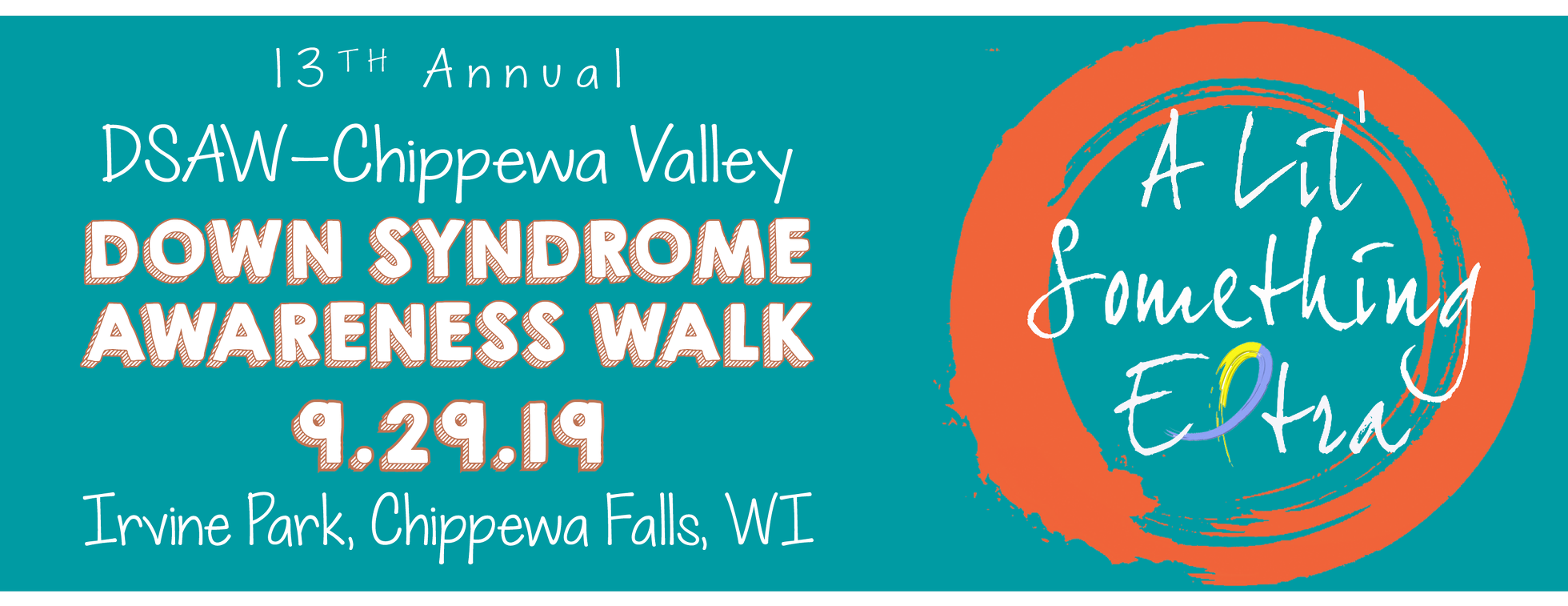 13th Annual Chippewa Valley Down Syndrome Awareness Walk